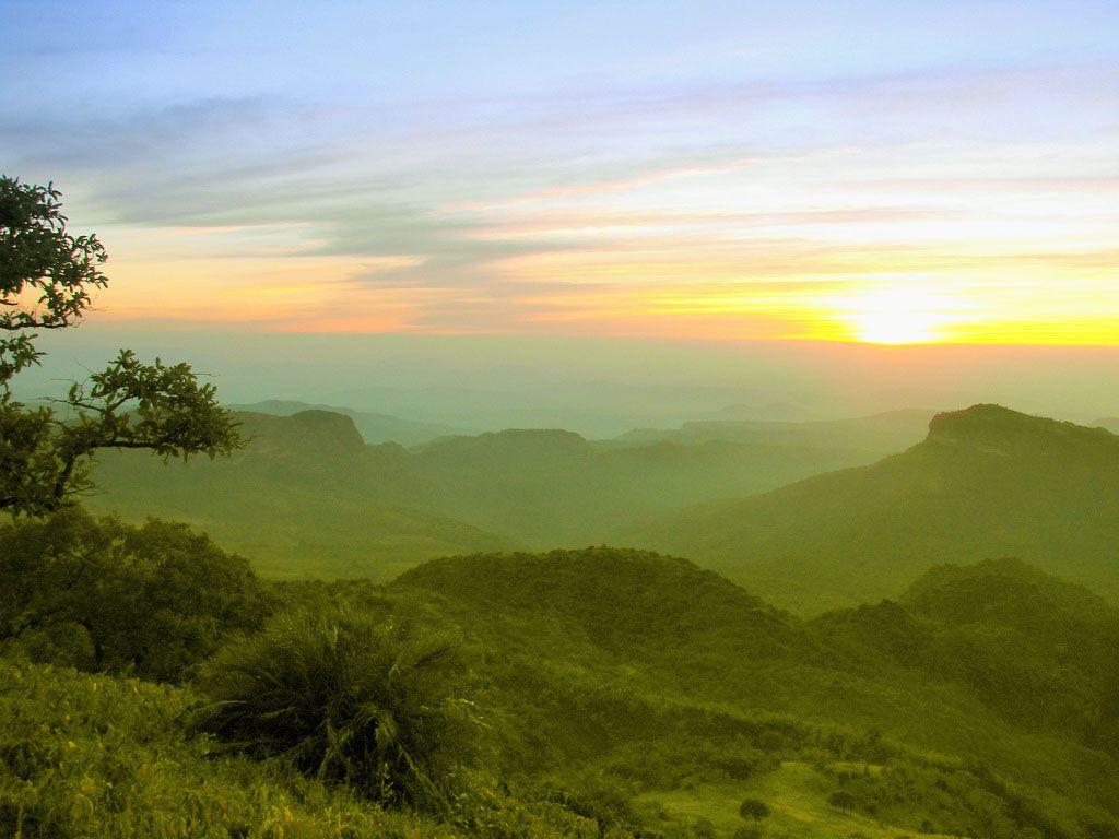 Reserva natural de Pachmarhi India Playas del mundo