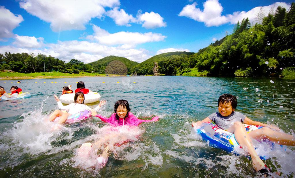 Cómo sobrevivir al verano en Seúl Playas del mundo