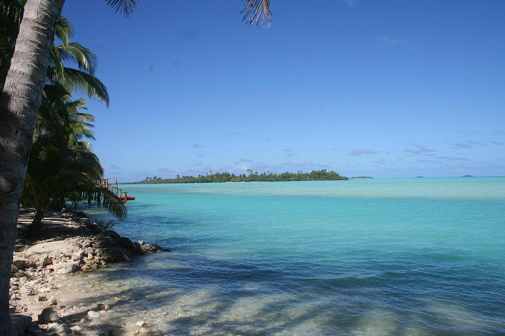 La magia de las Islas Cook Playas del mundo