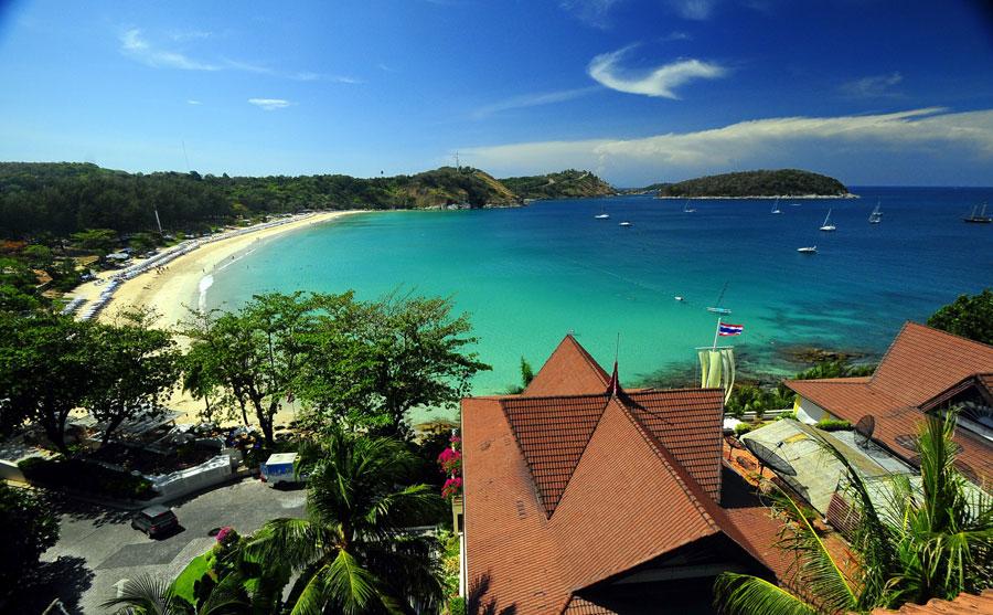 Tailandia supera a otros países en hoteles y resorts frente al mar