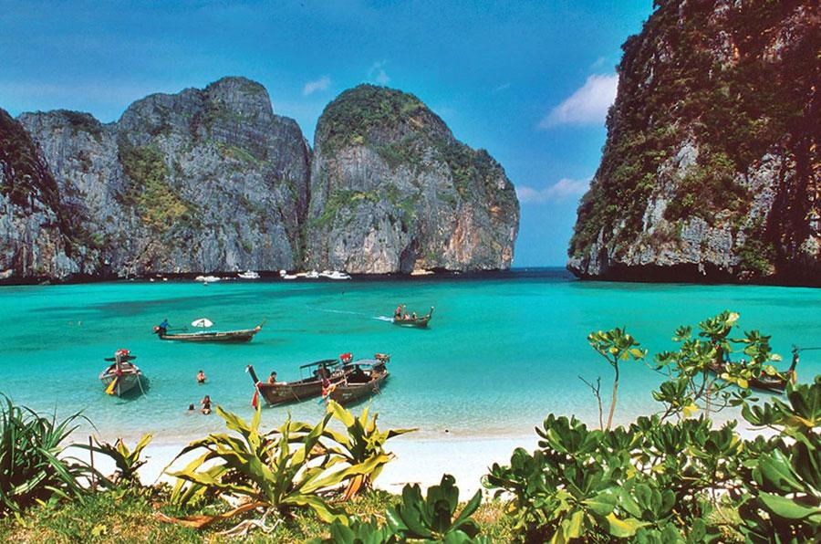 Lugares imprescindibles que debes conocer de Tailandia Playas del mundo