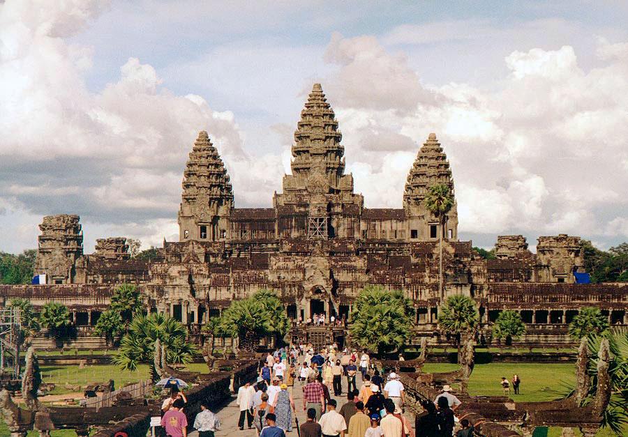 Angkor Wat, el templo más asombroso de Camboya Playas del mundo