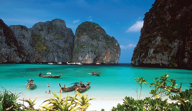 La Tailandia m�s exquisita Playas del mundo