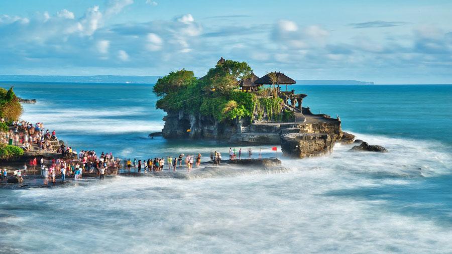 Come, reza, ama y otras curiosidades sobre Bali Playas del mundo
