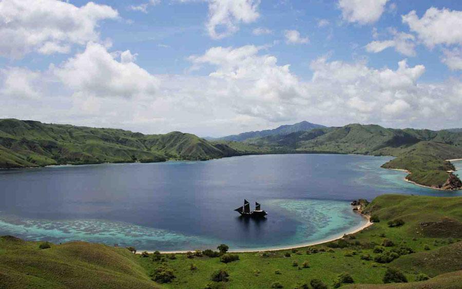 La maravillosa isla de Flores, Indonesia Playas del mundo