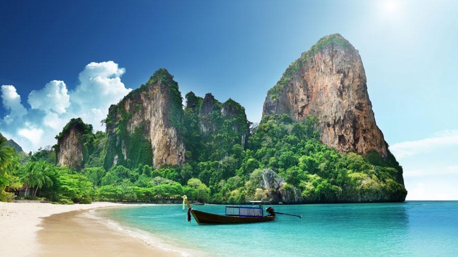 Gu�a de playas de Tailandia Playas del mundo