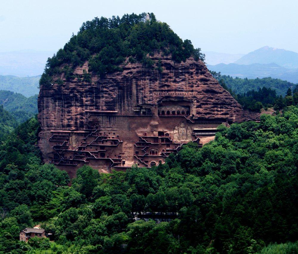 Tianshui, el encanto del cielo y el agua Playas en el mundo