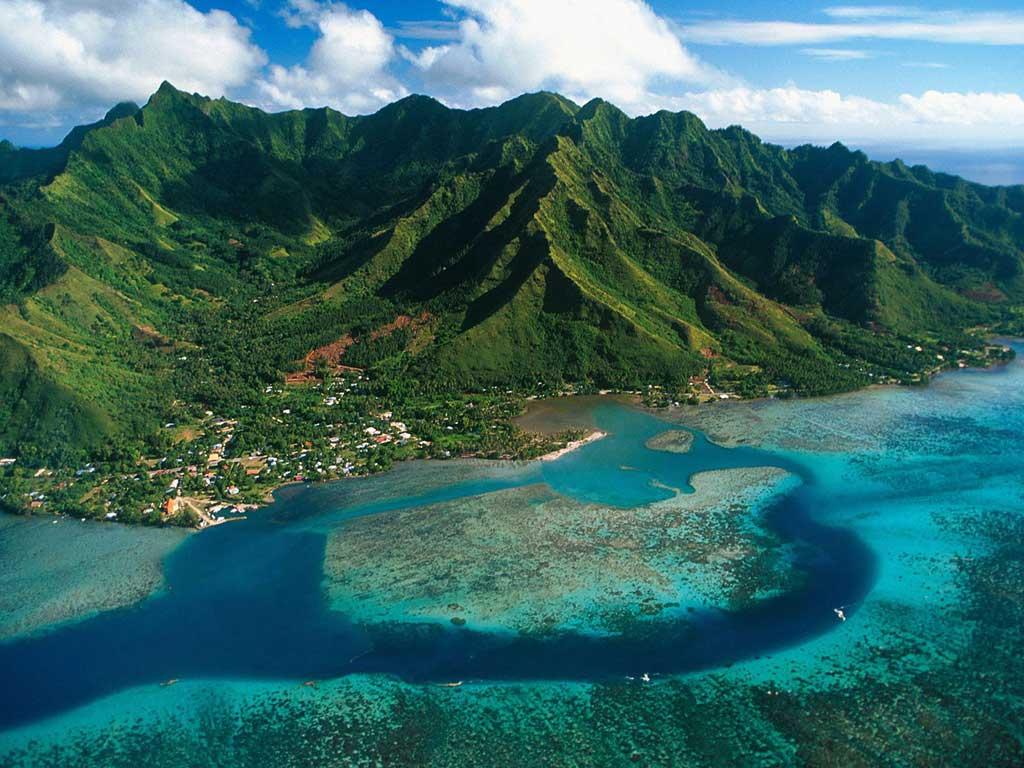 Las Islas Tuvalu, belleza pura en la Polinesia Playas en el mundo