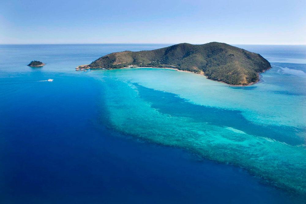 Whale Island, el arrecife coralino asi�tico m�s bello Playas del mundo