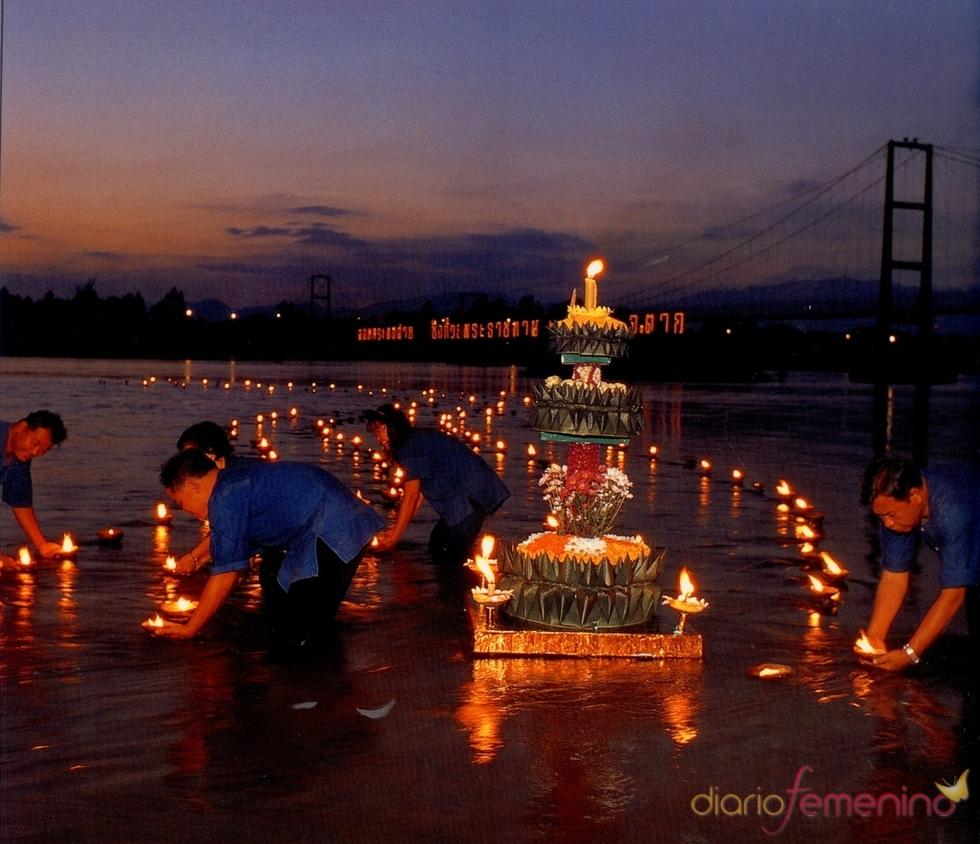 Celebra el fin del monz�n en Tailandia Playas del mundo