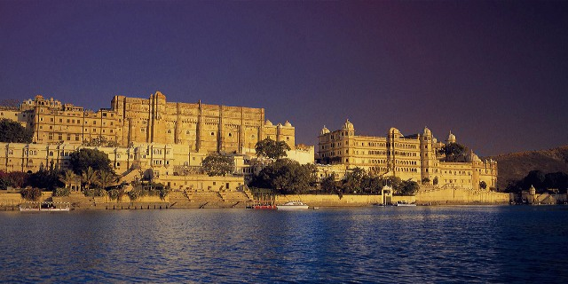 The Oberoi Udaivilas es el mejor hotel del mundo, est� en la India Playas del mundo