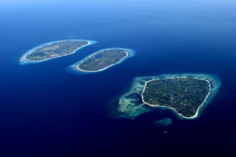 ¿Por qué visitar las islas Gili en plan familiar? Playas del mundo