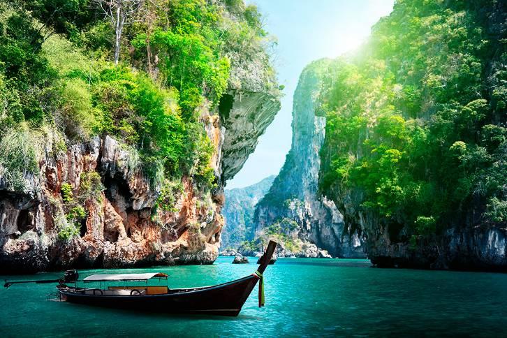 Cinco exóticos y baratos destinos turísticos Playas en el mundo