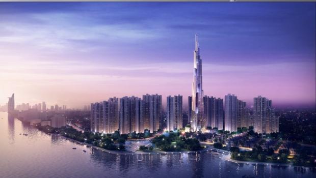 Vietnam tendr� uno de los edificios m�s altos de Asia en el 2017 Playas del mundo