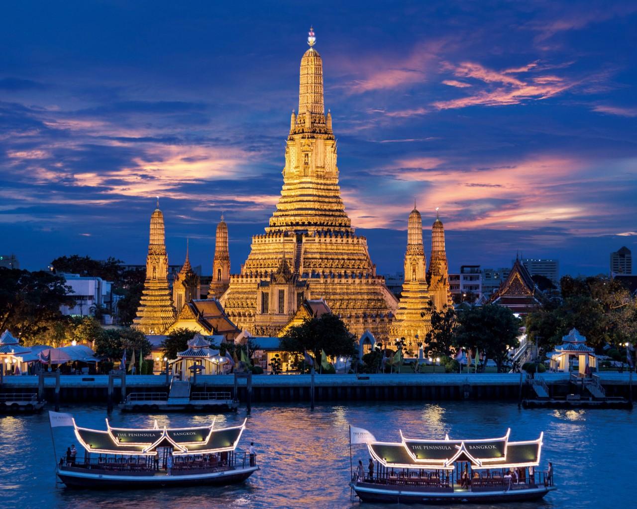 Qu� ver y hacer en Bangkok Playas del mundo
