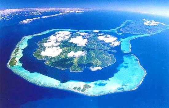 Cómo viajar con poco dinero por las islas más hermosas del Pacífico Playas en el mundo