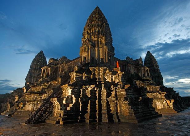 Los mejores templos de Angkor Playas del mundo