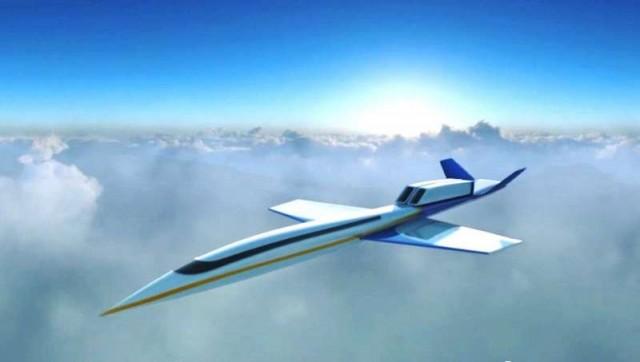 Volando de Nueva York a Londres en un avi�n panor�mico Playas del mundo