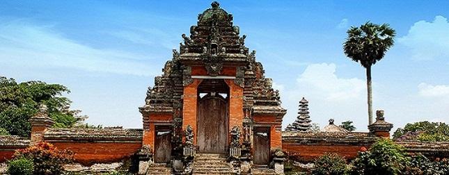 El Templo Taman Ayun de Bali en Indonesia Playas del mundo