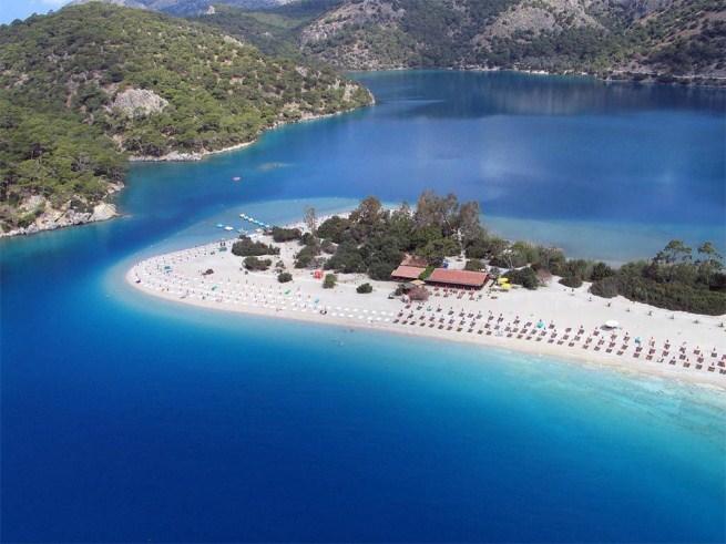 Las playas más atractivas de Turquía