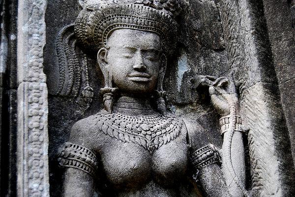 Angkor Wat, la joya m�s brillante de Camboya Playas del mundo