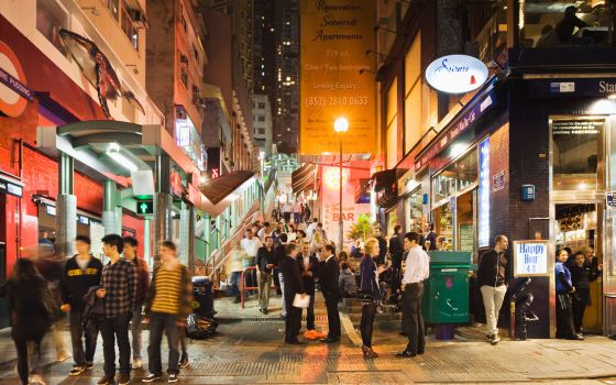 El Soho de Hong Kong