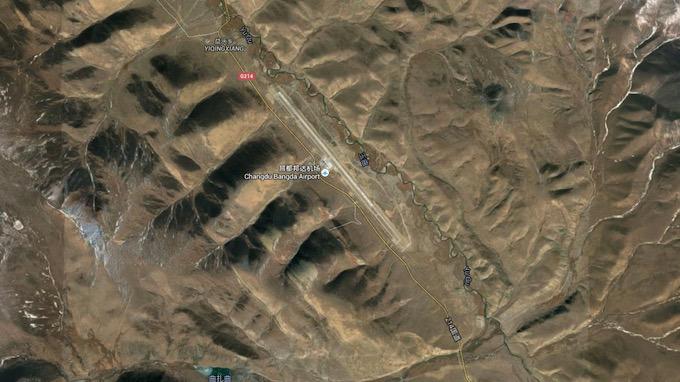 El aeropuerto m�s largo del mundo est� en Tibet Playas del mundo