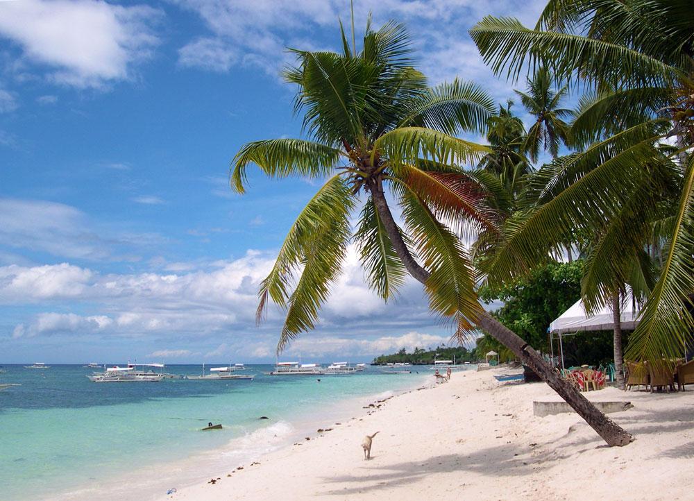 La isla de Panglao en Filipinas Playas del mundo