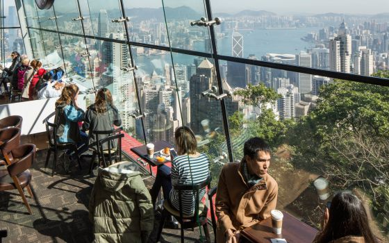 Cinco sorpresas en Hong Kong