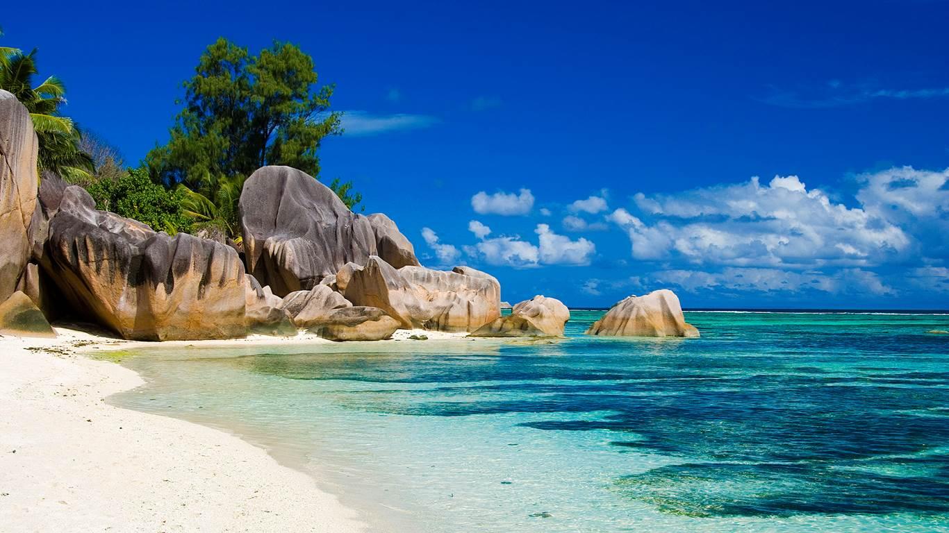 Anse Lazio Isla Praslin Las mejores playas del Mundo