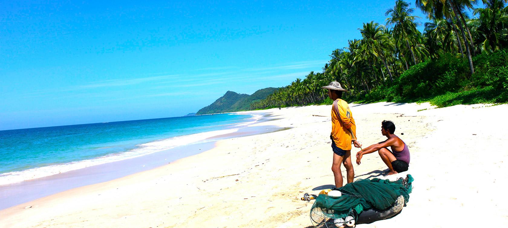 Ngapali Beach Birmania Las mejores playas del Mundo