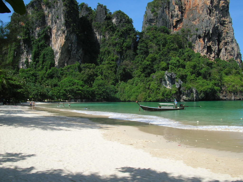 Playas de Railay Beach Playas del mundo
