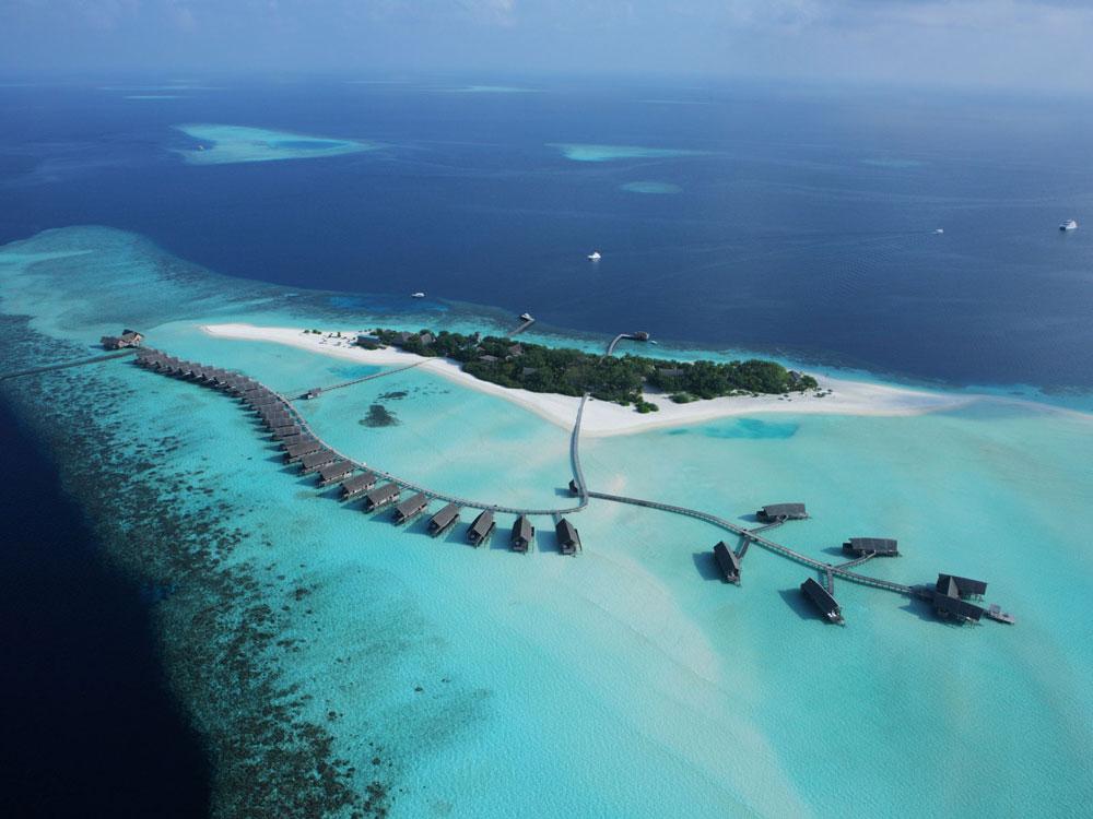 Cocoa Island un para�so en las Maldivas
