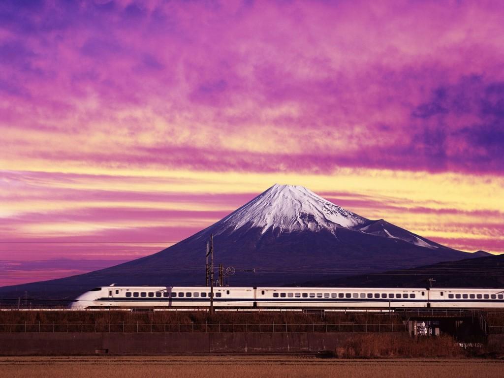 El formidable tren bala de Jap�n